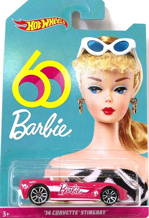 Barbie 60th Anniversary Special Edition