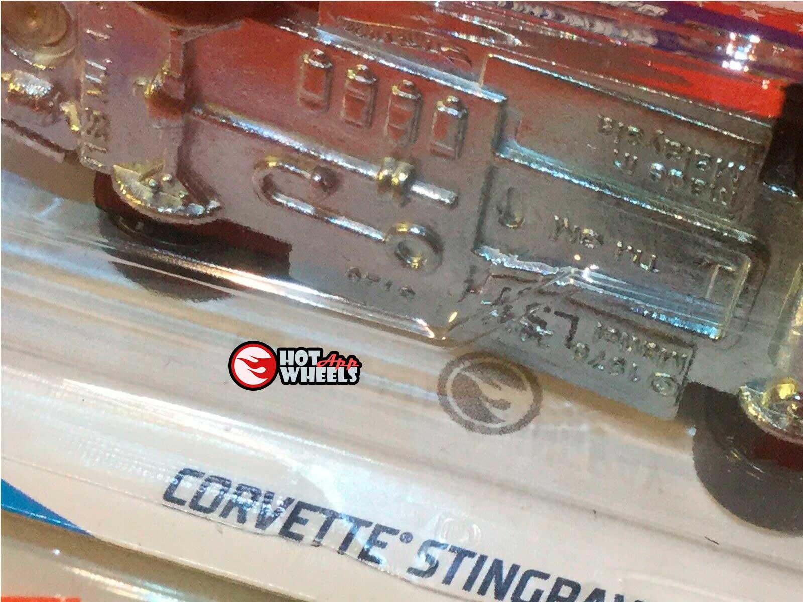 Sneak Peek: Corvette Stingray, new basic Treasure Hunts for
