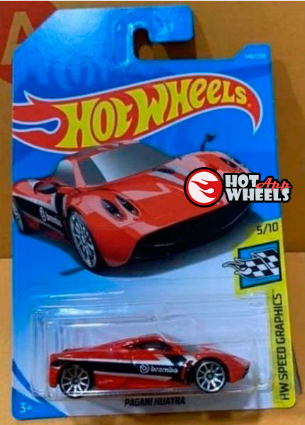 Sneak Peek: 2019 Hot Wheels Mix/Case G