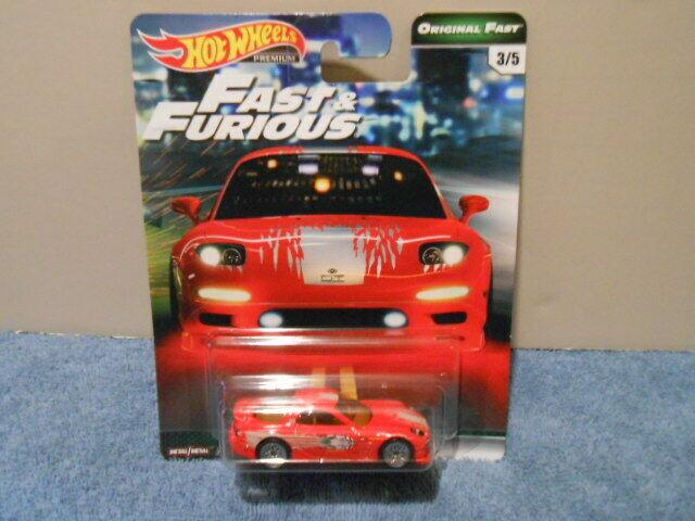 Fast & Furious - Original Fast Serie Premium 2019.