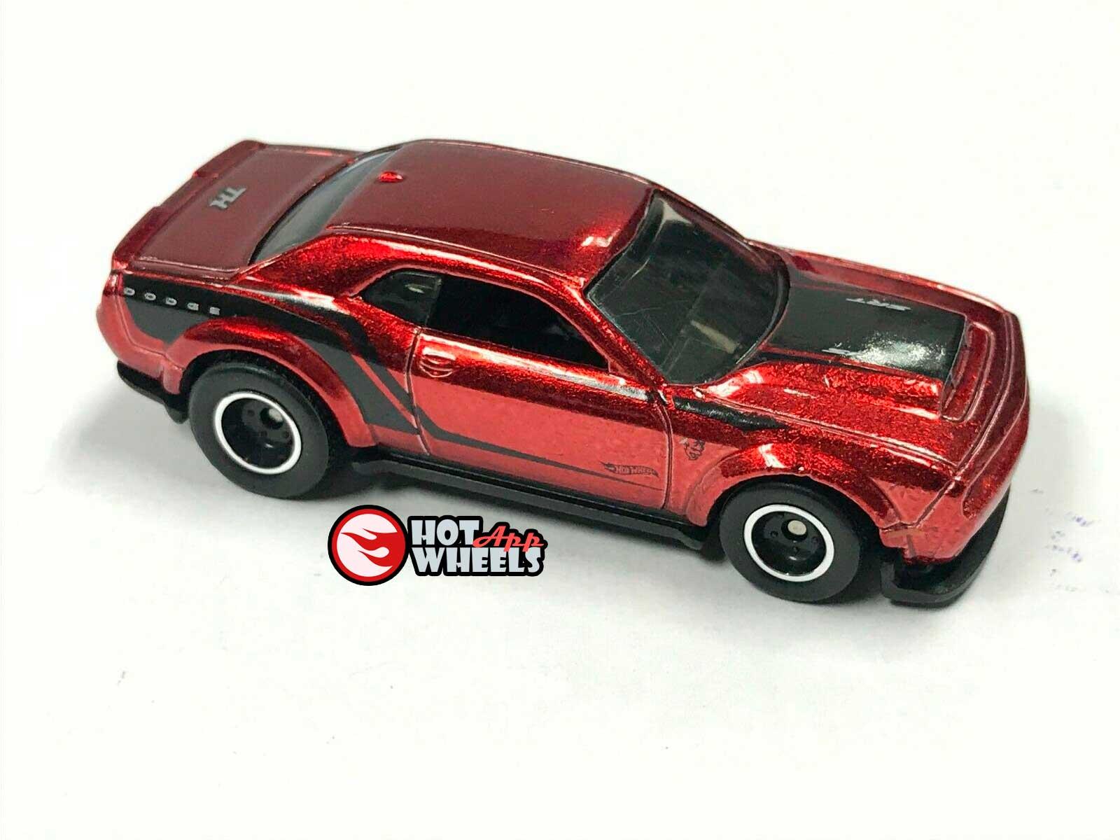 Loose: '18 Dodge Challenger SRT Demon Super Treasure Hunts ...