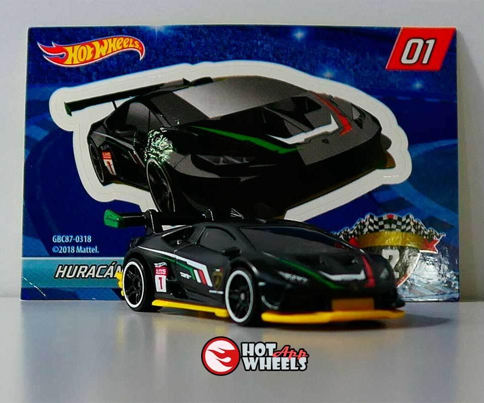 Mystery Models 2019 - Lamborghini Huracán LP 620-2 Super Trofeo