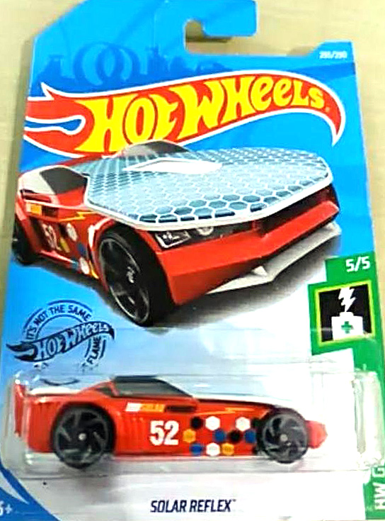 Sneak Peek: first photos of the N mix of Hot Wheels in 2019.
