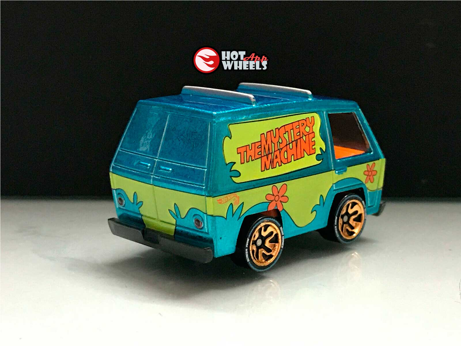 Sneak Peek: 2019 Hot Wheels ID - Mystery Machine.