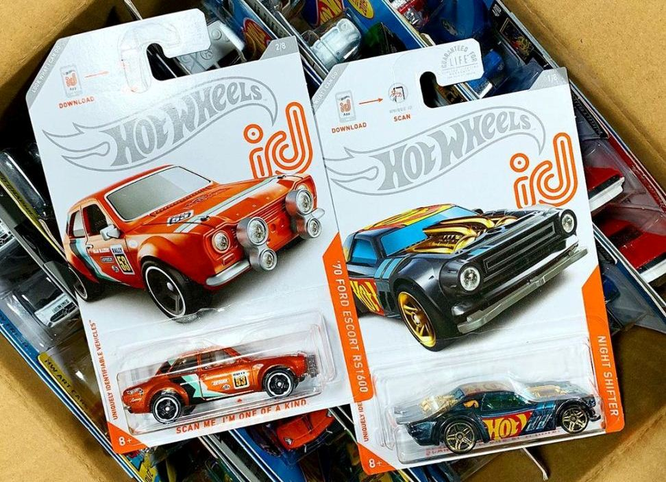 Hot Wheels ID, the new Super Treasure Hunts.