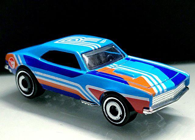 '67 Camaro the last Treasure Hunt of Hot Wheels 2019