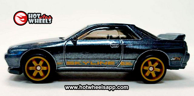 Hot Wheels 2020 - Super Treasure Hunt Nissan Skyline GT-R (BNR32).