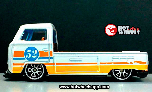 Volkswagen T2 Pickup - Hot Wheels 52nd Anniversary