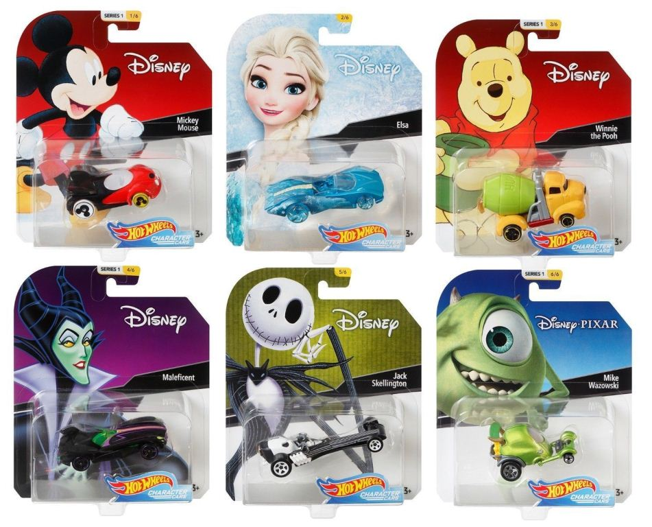Disney (Character Cars)