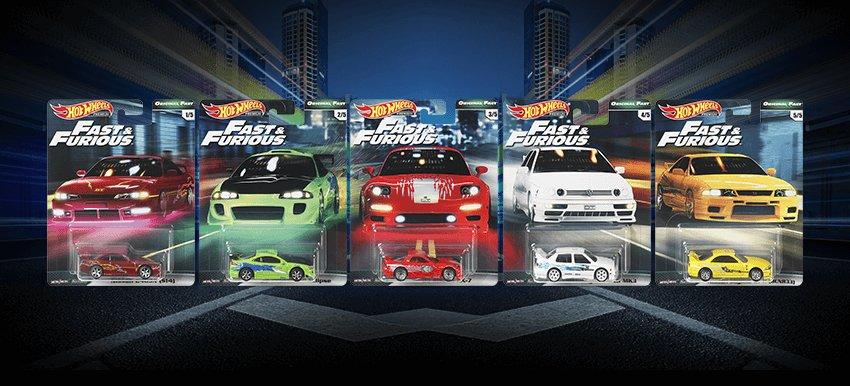 Fast & Furious - Original Fast