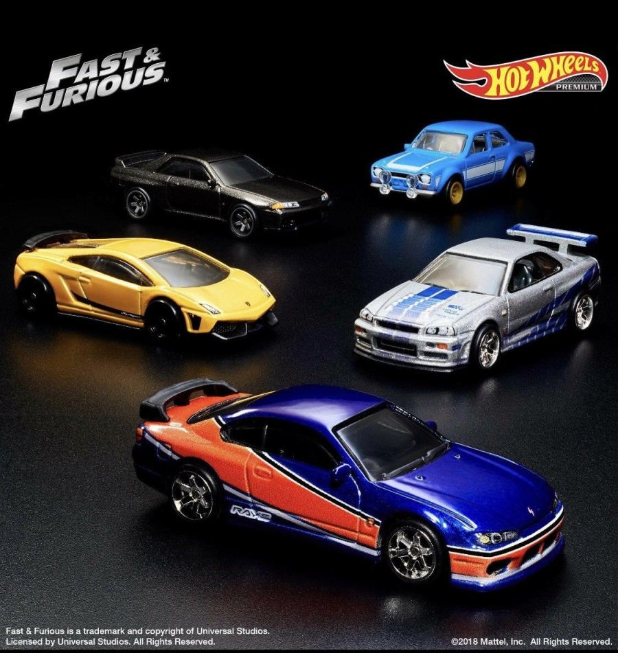 Fast & Furious: Fast Imports