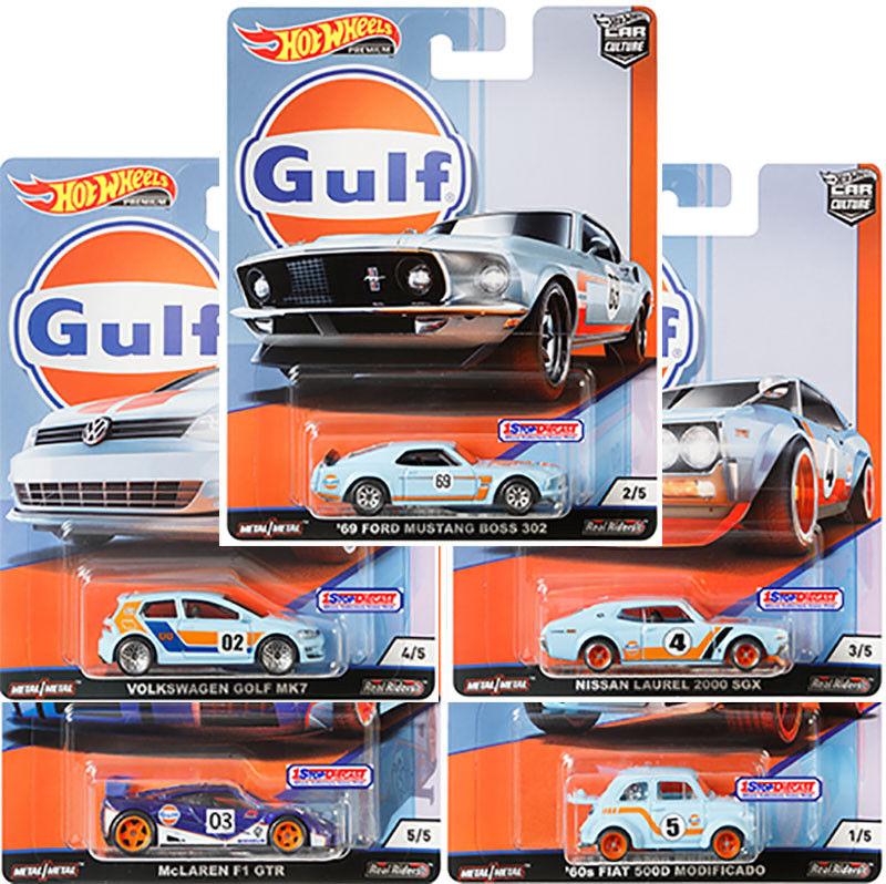 Car Culture: Gulf Racing